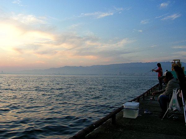 鳴尾海釣公園