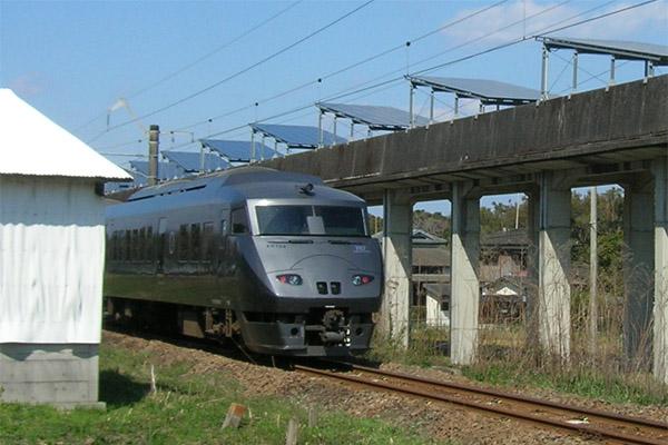 燻し銀列車